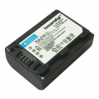 ISMART Replacement NP-FH50/NP-FH60 7.2V/1050MAH Battery for Sony - Black