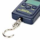 Portable Hanging Electronic Hook Scale (40KG Max / 10g Resolution)