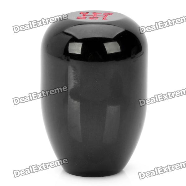 Zero Stainless Steel Shift Knob Replacement - Black