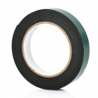 Double-Sided Foam Adhesive Tape - Black (5m)