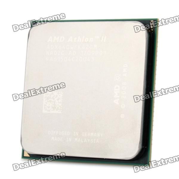 AMD Athlon II X4 640 Propus 3,0 GHz AM3 95W quad-core desktop prosessori