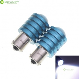 1156-BA15S-10W-8507e1000LM-60007e6500K-White-Light-Bulb-for-Car-(DC-127e16V-Pair)