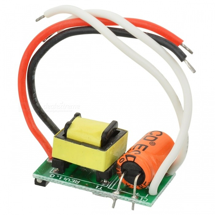 GU10 3W 650~700mA Constant Current Regulated LED Driver (85~265V)