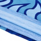 Multifunction Outdoor Sports Bicycle Cycling Seamless Head Scarf - Blue