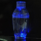 Light-Up 3-mode 3-LED RVB Cocktail Shaker (3 x AG13)