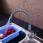 LED-Color-Changing-Chrome-Finish-Single-Handle-Spring-Kitchen-Faucet-Water-Tap