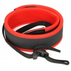 Stylish Anti-Slip Shoulder Strap for Canon DSLR Camera - Red
