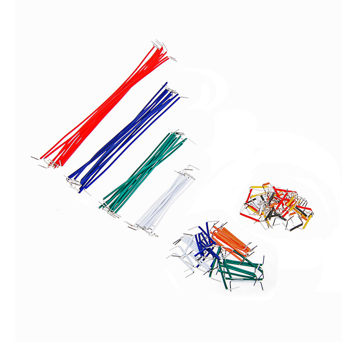Buy Breadboard Jumper Wire Cord Kit for Arduino (140PCS) with Litecoins with Free Shipping on Gipsybee.com