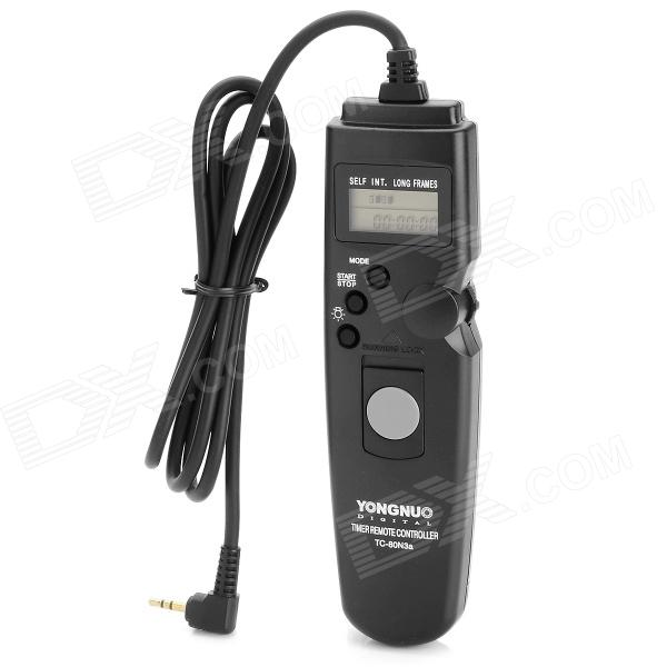 YongNuo Precision Timer Remote Shutter Switch for Canon/Pentax