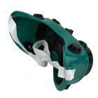 Safety Welding Goggles with Flip-Up Front Lens - Dark Green + Black