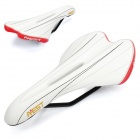 Cycling Bike Bicycle Hollow Out Seat Saddle - White