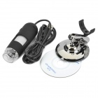 200X 2.0MP USB 2.0 con cable Microscopio digital con 8 LEDs blancos / Soporte de montaje (140cm-Cable)