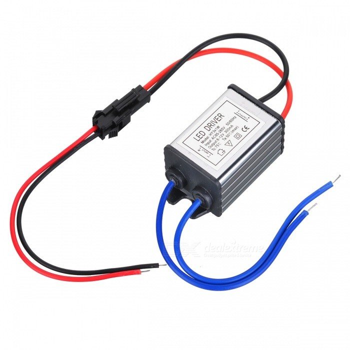 Water Resistance 1~3W Constant Current Source LED Driver