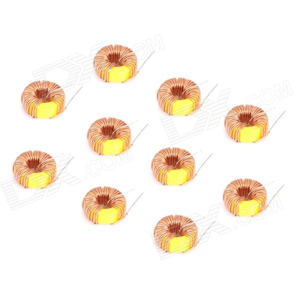 Electrical Wired Magnetic Inductive Ring - Orange (10-Pack)