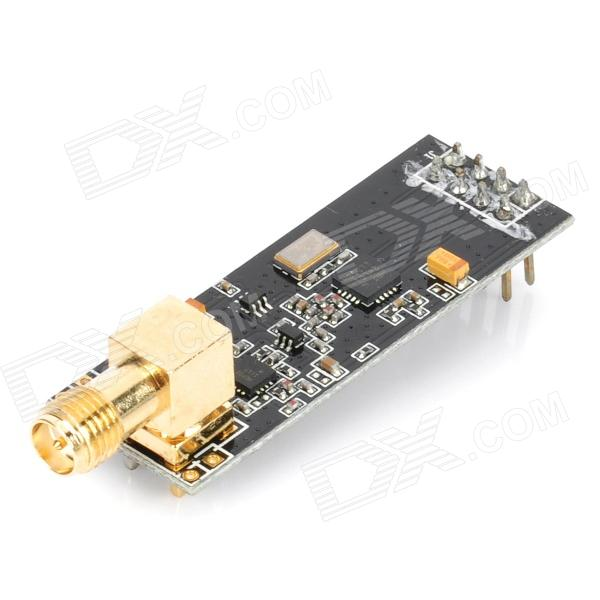 NRF24L01 + PA + LNA V3.1 Wireless Module for Arduino (Works with Official Arduino Boards)