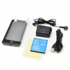 "ZOPO ZP300 Android 4.0 WCDMA 3G Phone w/ 4.5"" Capacitive, GPS, Wi-Fi and Dual-SIM - Black"