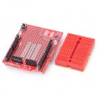 Prototype Expansion Board with Mini Breadboard for Arduino (Works with Official Arduino Boards)