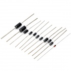 Common Use Axial Schottky Fast Recovery Rectifier Diodes (220PCS)