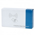 Contactless Smart ID Card Reader - Black