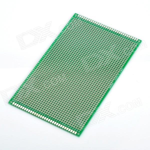 Double-Sided PCB Protoboard for Arduino (Works with Official Arduino Boards) (9 x 15cm)