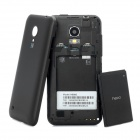 "H8000 Android 4.0 WCDMA 3G Smartphone w/ 4.0"" Capacitive Screen, GPS, Wi-Fi and Dual-SIM - Black"