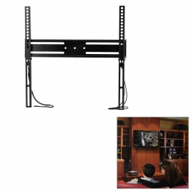 S400-Wall-Mount-Holder-for-Flat-Panel-TV-LCD-Monitor-Black