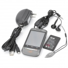 "ZTE V852 Android 2.2 WCDMA Barphone w/ 2.8"" Resistive Screen, GPS, Wi-Fi and Single-SIM - Coffee"
