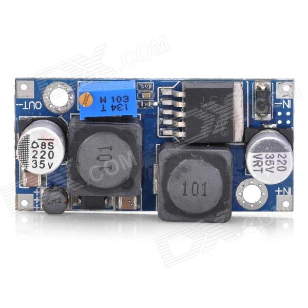 DC 3~35 to 1.25~30V Auto Voltage Regulator for Solar Power Panel