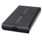 "ET-3531 USB 3.0 3.5"" SATA II HDD Hard Disk Drive External Enclosure Case - Black"