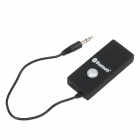 BYL-918 Receptor de audio Bluetooth V2.0 Dongle - Negro