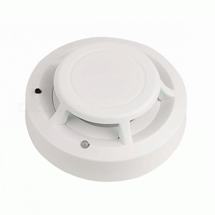 Smoke Detector Fire Safety Security Alarm (85dB Loud)