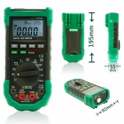 MASTECH MS8229 5-in-1 Temperature Humidity Noise Illumination Meter