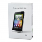 "E8 Android 2.3 GSM Tablet Phone w/ 5.0"" Capacitive Screen, Dual-SIM, GPS, TV and Wi-Fi - Black"
