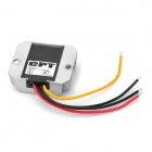 DC 12V / 24V to DC 5V Voltage Step-Down Power Converter - Silver