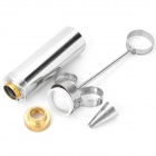 Cake Decoration Pastry Icing Piping Syringe Gun - Silver