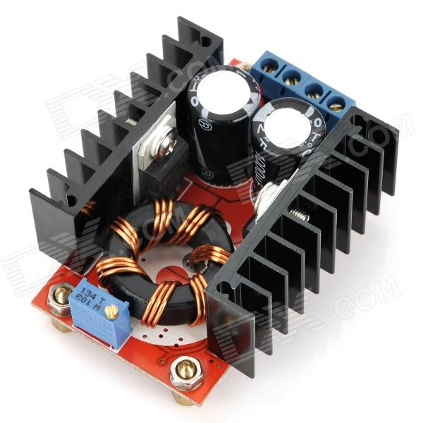 Buy Jtron 150W DC 10~32V to DC 12~35V Step-Up Power Supply for Laptop with Litecoins with Free Shipping on Gipsybee.com