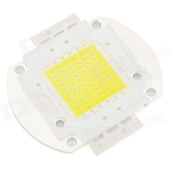 DIY 60W 4000~5000LM Cold White Light LED Square Module (DC 33~35V)