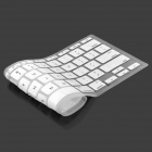 "Silicone Keyboard Protective Cover for Apple MacBook Air 11.6"" - White"