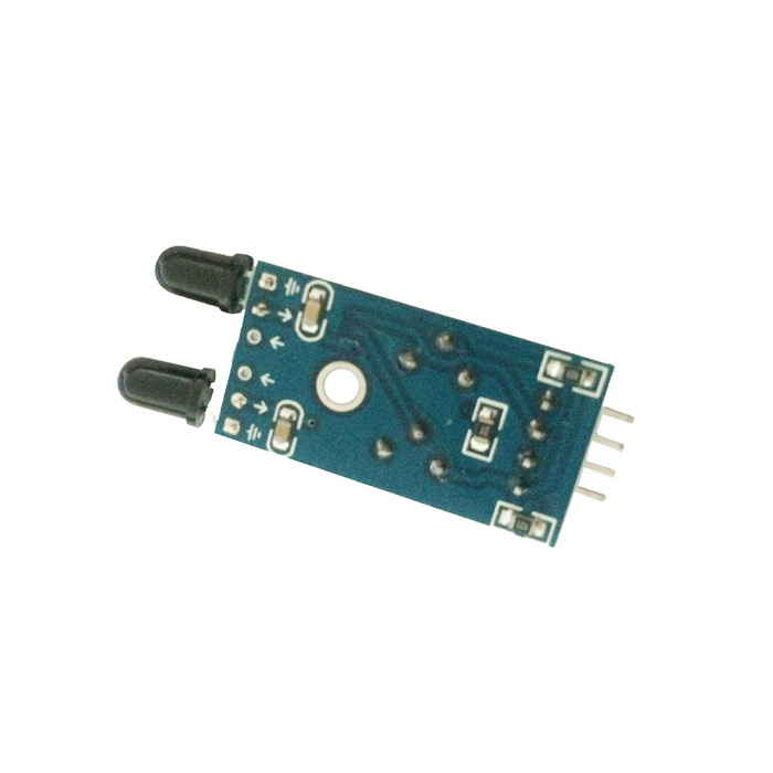 2-Channel Flame Sensor Module for Arduino (Works with Official Arduino Boards)