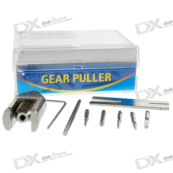 Silver Walkera Gear Puller for Most R/C Motor