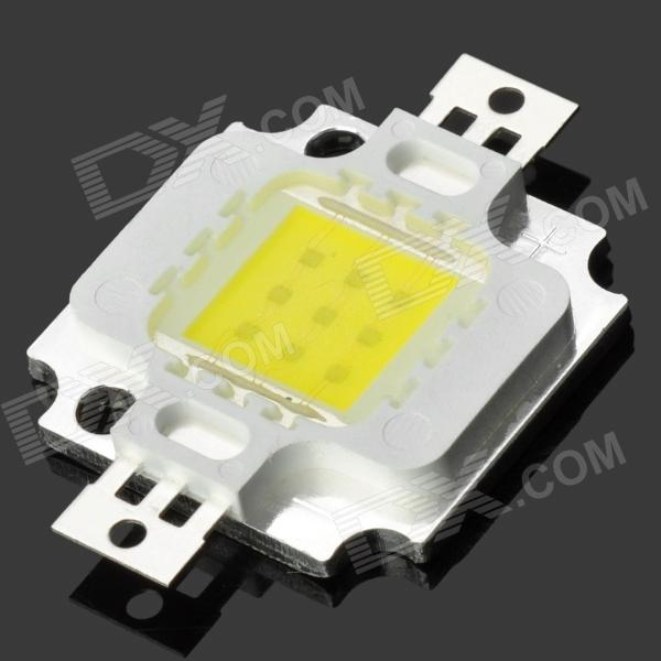 Buy DIY 10W 900-1000LM 6500K Cold White Light 9-LED Plate Module (12V) with Litecoins with Free Shipping on Gipsybee.com