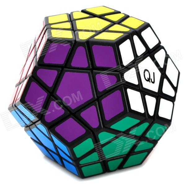 QJ Irregular Brain Teaser Magic IQ Cube