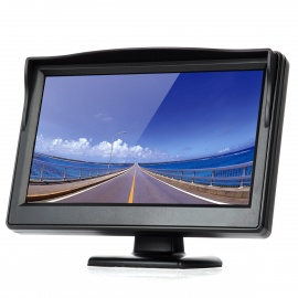 50-LED-Display-Screen-Car-Rear-View-Stand-Security-Monitor-Black-(480-x-234-Pixels)