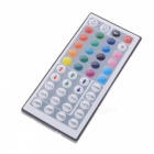 44-Key IR Remote Controller for LED Light Strip - White