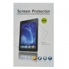 "Universal Glossy Screen Protector Guard for 8"" Tablet PC - Transparent"
