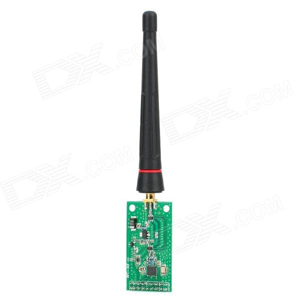 RFC-30F-100mW-Medium-Power-Module-w-Antenna-Green