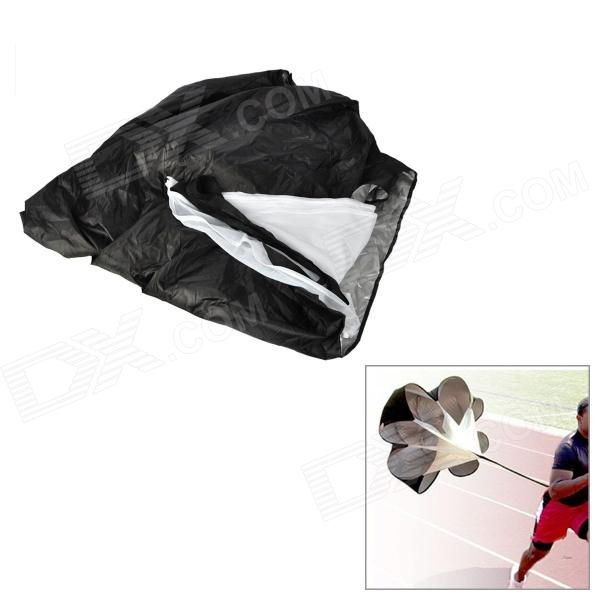 Buy Sports Outdoor Running Training Drag Parachute - Black with Litecoins with Free Shipping on Gipsybee.com