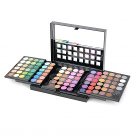 Sersuel-96-Color-2-Open-3-Layer-Cosmetic-Makeup-Eye-Shadow-Palette-Multicolored