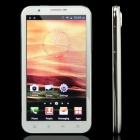 "E1811 Android 4.0.3 WCDMA Tablet Phone w/ 6.0"" Capacitive Screen, Wi-Fi, GPS and Dual-SIM - White"