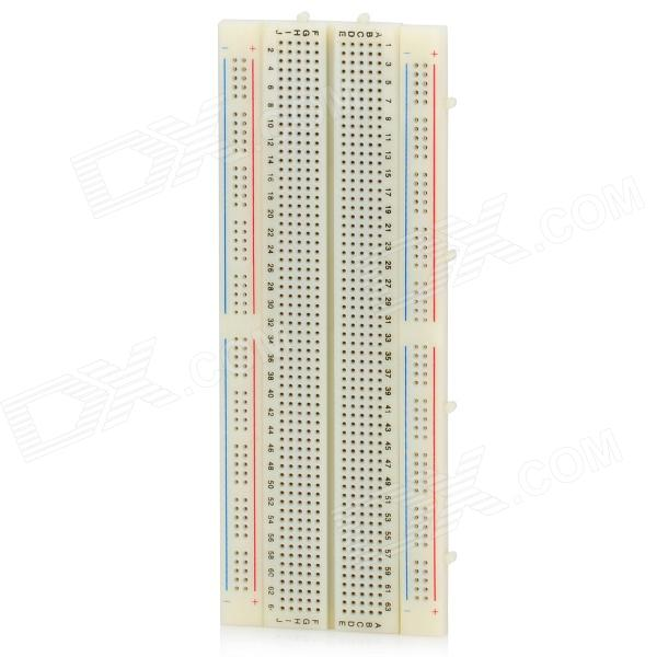 840 Points Universal Solderless PCB Breadboard for Electric DIY
